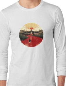 The real hell  Long Sleeve T-Shirt