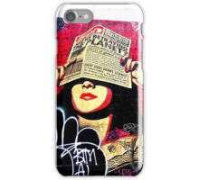 are we betraying the planet? iPhone Case/Skin