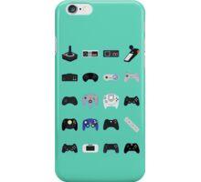 console evolution iPhone Case/Skin