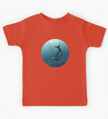 Siren of the Blue Lagoon Kids Tee