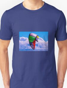 Catching the wind Unisex T-Shirt