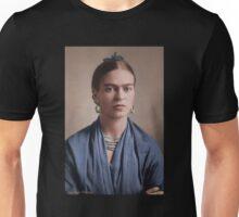 Frida (Blue) Unisex T-Shirt
