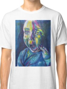 Oh my Grandmother what big teeth you have! But, look mine are growing too! Classic T-Shirt