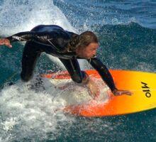 Surfer 2 Sticker
