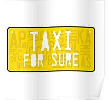 Fake Taxi Poster