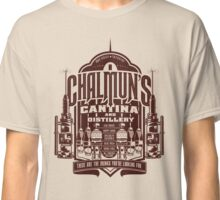 Chalmuns Cantina and Distillery Classic T-Shirt