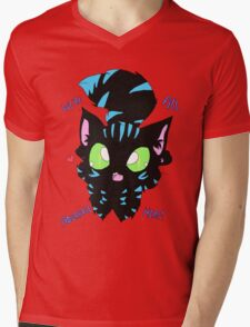 We're All Adorable here! Mens V-Neck T-Shirt