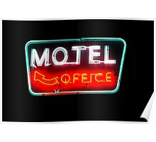 motel office Poster
