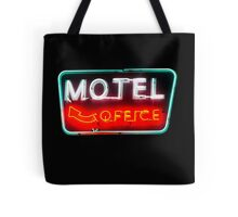 motel office Tote Bag