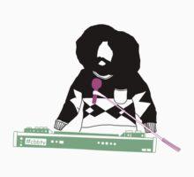 Reggie Watts T-Shirt from Comedy Bang Bang! Kids Tee