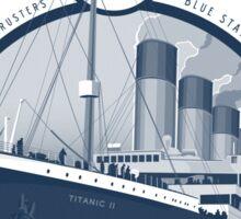 Titanic 2 Sticker