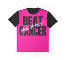 Like A Boss! PINK Graphic T-Shirt
