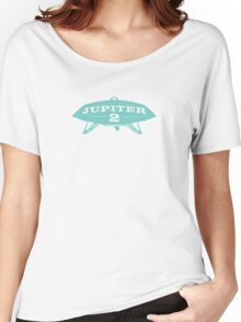 Lost In Space Jupiter 2 Women's Relaxed Fit T-Shirt