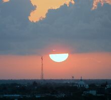 Sunrise in Cozumel by ctheworld