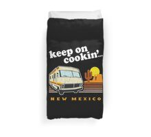 Breaking Bad New Mexico Duvet Cover