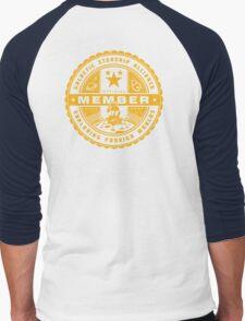 Galactic Starship Alliance Men's Baseball ¾ T-Shirt