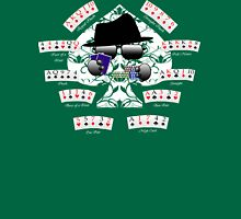 Poker Combinations - HatMan Robot  Classic T-Shirt