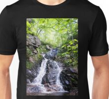 Relaxing Waterfall Unisex T-Shirt