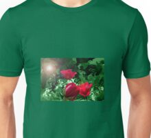 Surreal roses Unisex T-Shirt