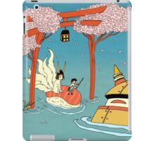 Through the flood iPad Case/Skin
