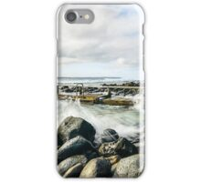 Cape Bridgewater, Portland iPhone Case/Skin