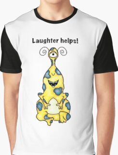 Laughter Helps Graphic T-Shirt