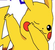 Pika-Dab!! Sticker