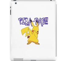 Pika-Dab!! iPad Case/Skin