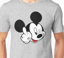 Rude Mouse Unisex T-Shirt