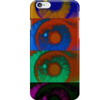 2001: A Space Odyssey Eyes iPhone Case/Skin