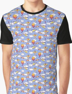Aviation Graphic T-Shirt