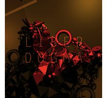 THE BLACK DOG PRODUCTIONS LIBER DOGMA Photographic Print