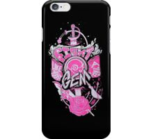 Fight Like A Gem iPhone Case/Skin