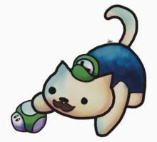 Plumber kitty One Piece - Short Sleeve
