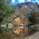 Wallaby Rocks - Sofala/Hill End NSW - The HDR Experience by Philip Johnson