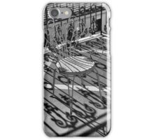 Curliques iPhone Case/Skin