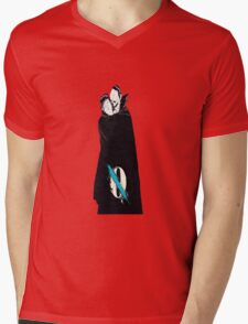 ...Like Clockwork Queens of the Stone Age Mens V-Neck T-Shirt