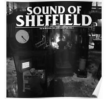 THE BLACK DOG PRODUCTIONS SOUND OF SHEFFIELD Poster