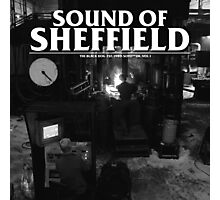 THE BLACK DOG PRODUCTIONS SOUND OF SHEFFIELD Photographic Print