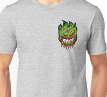 Frankenstein Fire Unisex T-Shirt