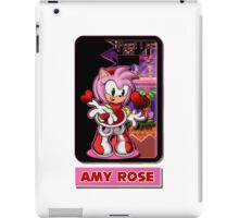 AMY ROSE iPad Case/Skin