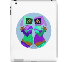 Twin images iPad Case/Skin