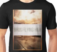 Birds Flying High Unisex T-Shirt