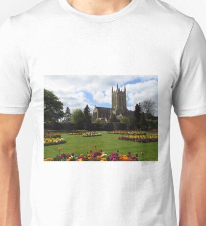 Abbey Gardens, Bury St Edmunds 2014 Unisex T-Shirt