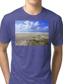 Mermaid Beach sunny wonderful Queensland  Tri-blend T-Shirt