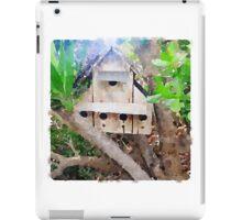 Bird House iPad Case/Skin