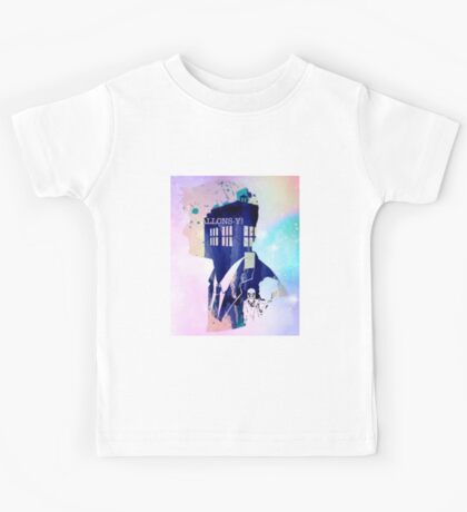 Doctor who-David Tennant tenth doctor Kids Tee