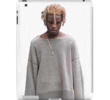 Yeezy Season 1: Ian Connor in Boucle Sweater iPad Case/Skin