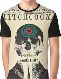 Polish Art Poster - Vertigo Graphic T-Shirt