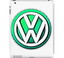 VW T iPad Case/Skin